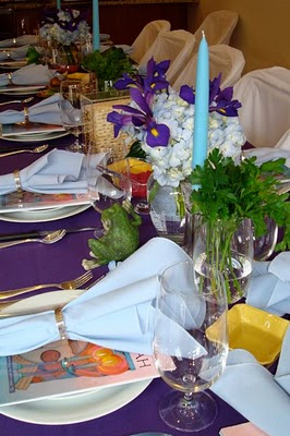 Inspiring Passover Seder Table Setting Pictures Best Image Engine