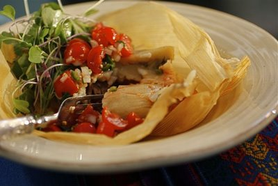Farmers Market Tamale