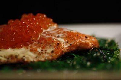 Bejeweled Salmon