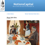 Notions Capital Blogs with Bite