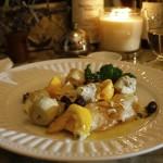 Tagine of Petrale Sole, Artichoke and Olive