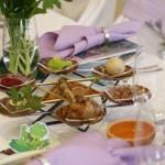 Passover Menu 2010