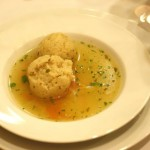 Can We Talk Matzoh Balls?