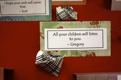 all your children will listen to you