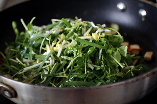 stir-fry