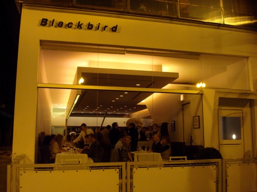 blackbird restaurant