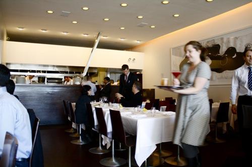 chicago, blackbird restaurant