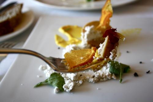 chicago, blackbird restaurant, foie gras torchon