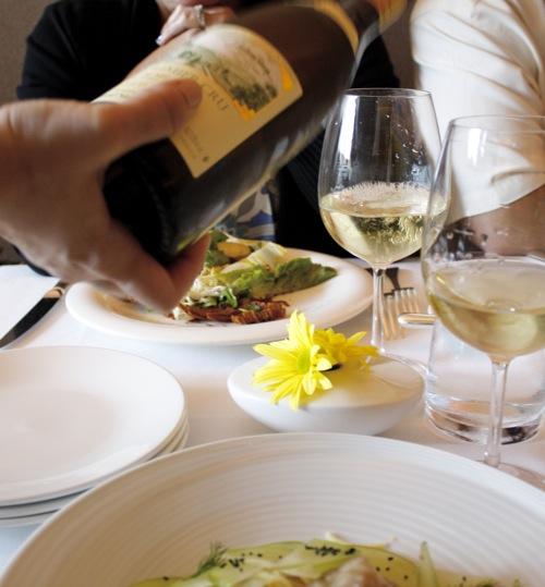 chicago, blackbird restaurant, Chablis Premier Cru Mont de Milieu