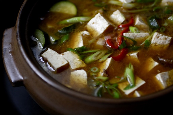 doenjang chigae,  