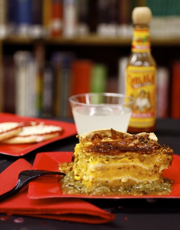 butternut squash lasagna, gluten-free lasagna, vegetarian lasagna