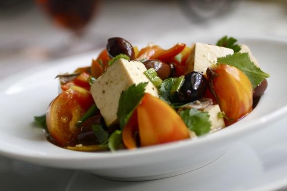 Tofu Salad à la Provençal