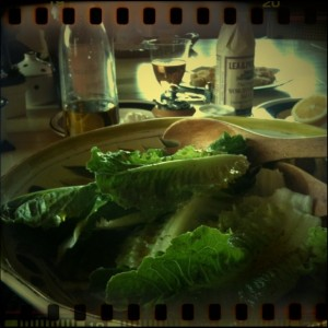 Julia's Test Kitchen: Caesar Salad