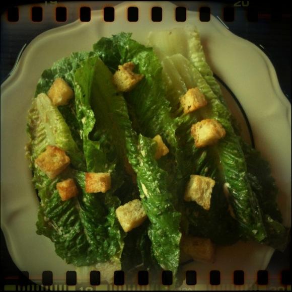 The Original Caesar Salad