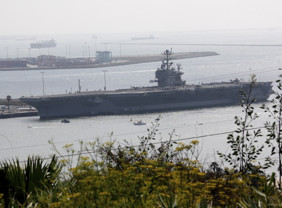uss abraham lincoln