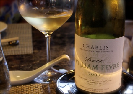 William Fevre Chablis Domaine 2009