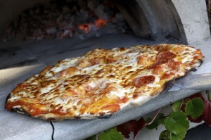 Wood-Fired Pizza &amp; Pink Wine POOL PARTY