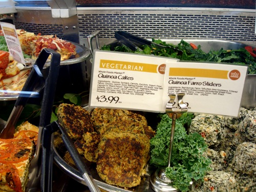 whole foods prepared foods
