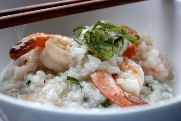 asian risotto