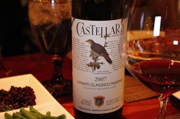 Castellare Chianti Classico Riserva 2007
