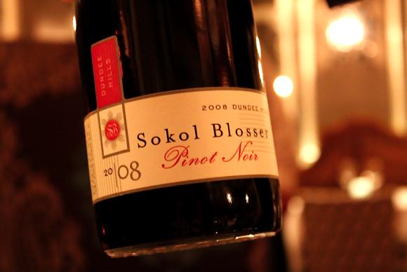Sokol Blosser Pinot Noir 2008