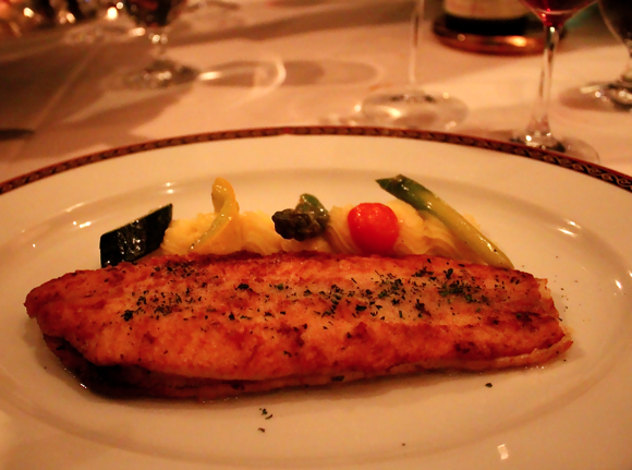 Andre's Dover Sole