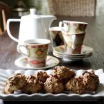 heart-healthy oatmeal cookies