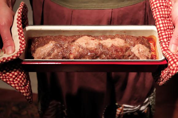 cinnamon meatloaf, cinnamon paté