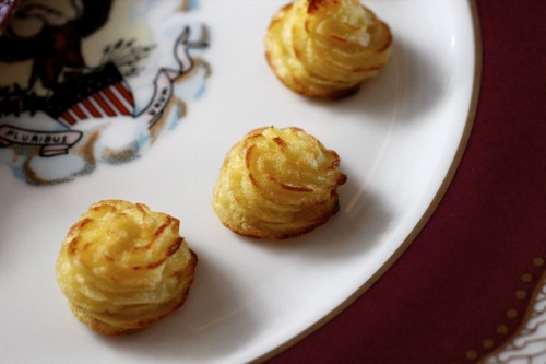 mini duchess potatoes
