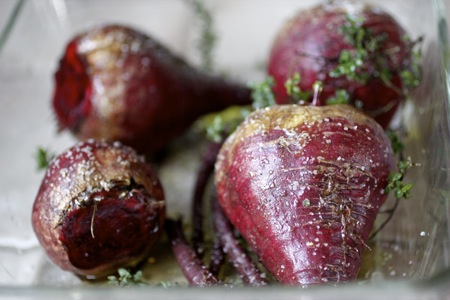beets and thyme