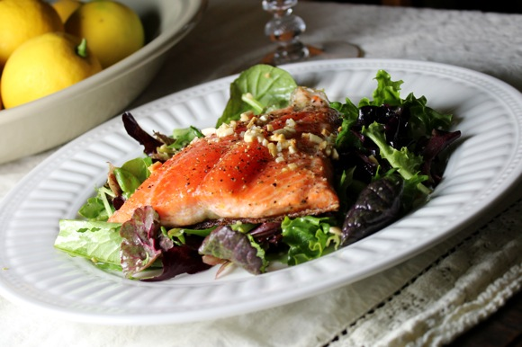 steelhead trout recipe