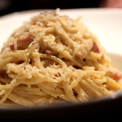 Joël Robuchon les spaghettis