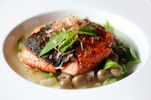 Quite Possibly The Best Salmon Ever?