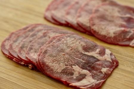 beef tongue