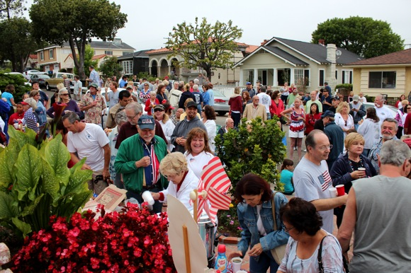 San Pedro California Fourth of July Celebration