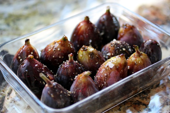 how to roast fig with balsamic vinegar