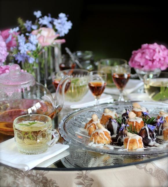 elegant tea image