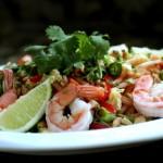 how to make shrimp pad thai