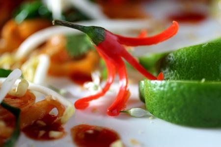 chili flower