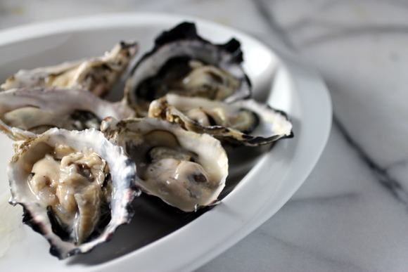Fanny Bay Oysters, how to fry oysters