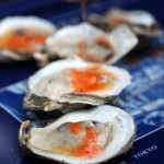 bbq oysters sriracha butter