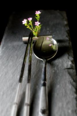 chopstick rest bud vase