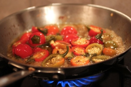 bamonte's cherry pepper sauce
