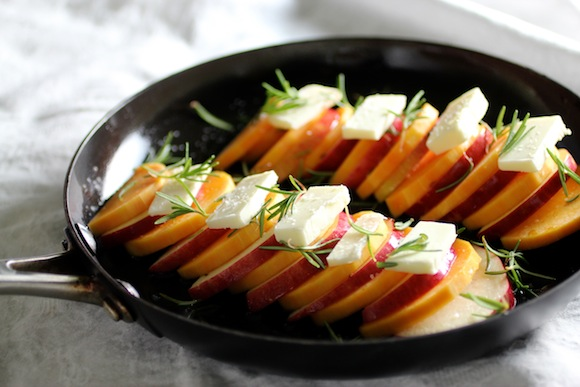 baked squash & apple side dish