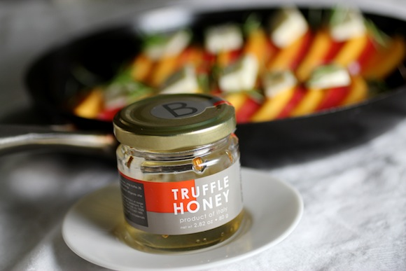 truffle honey gourmet attitude, boutique trio