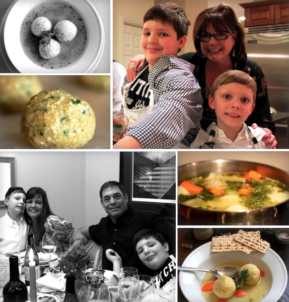 passover collage