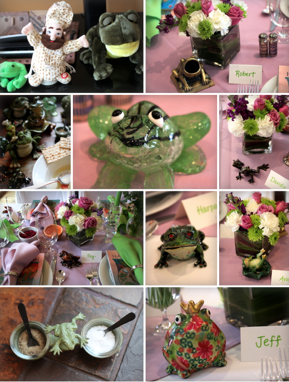Passover Frog Collection
