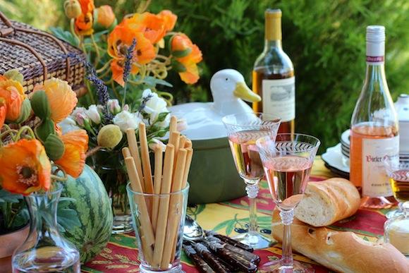 foie gras picnic