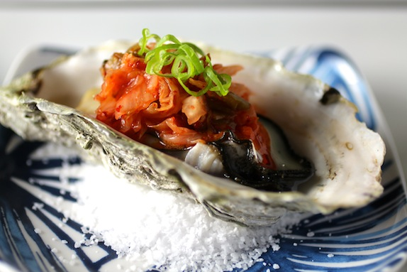BBQ Oyster - Korean Style