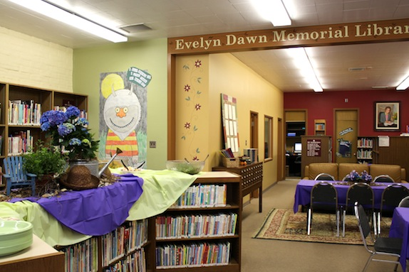 Evelyn Dawn Memorial Library